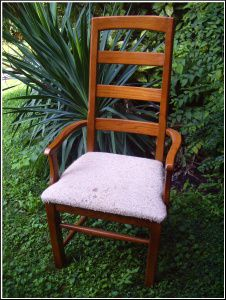 Terrific How To Reupholster Patio Chair Pads And Cushions Home Interior And Landscaping Ferensignezvosmurscom