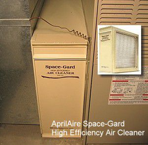 Aprilaire Space-Gard 2200 Furnace Air Filter Replacement