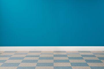 linoleum tile floor