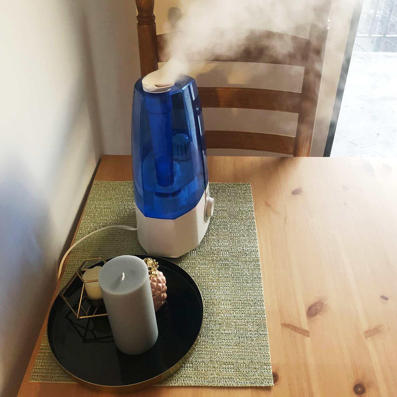 TaoTronics Ultrasonic Cool Mist Humidifier