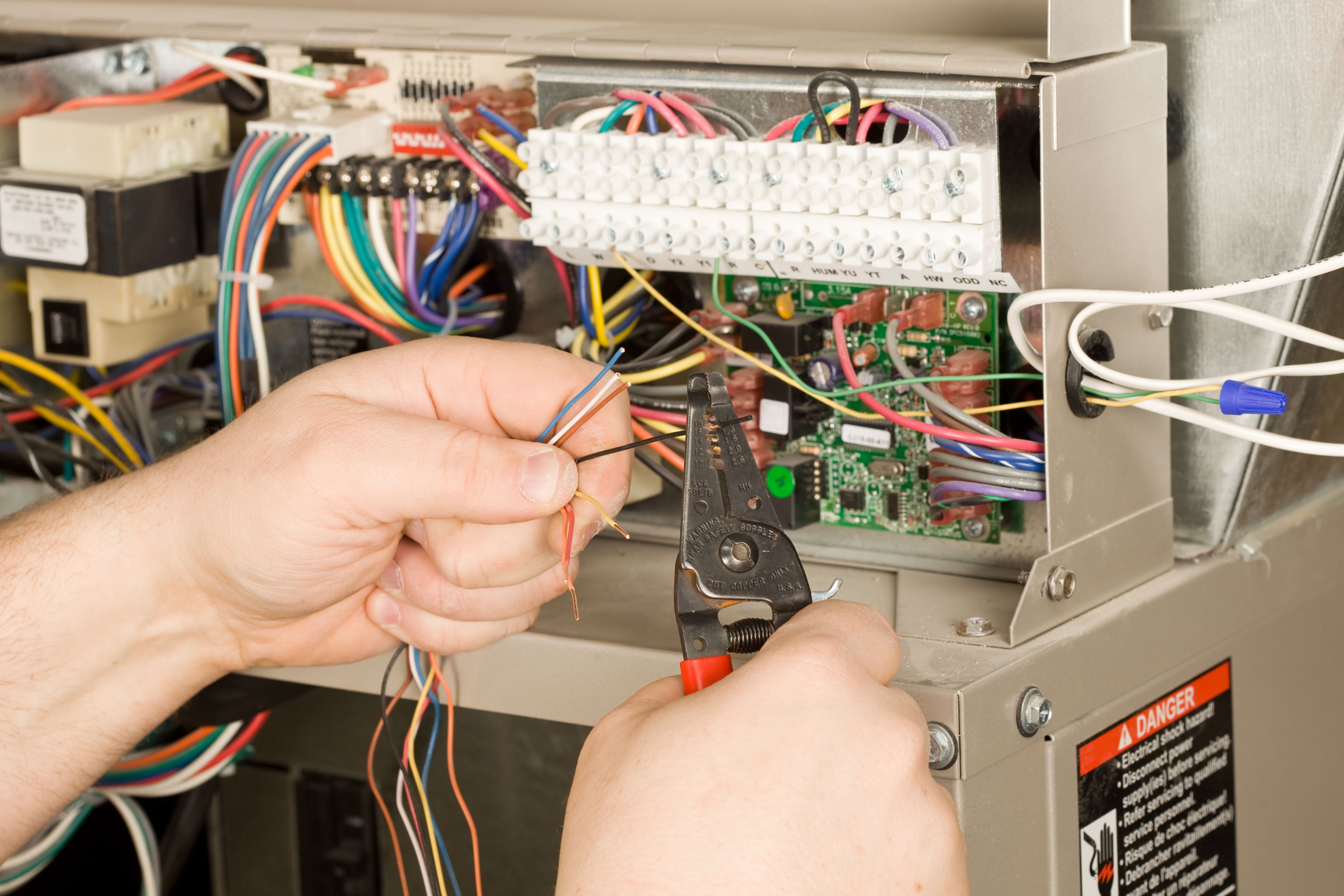 How To Fix A Faulty Ignition In Your Furnace Electrical Wiring