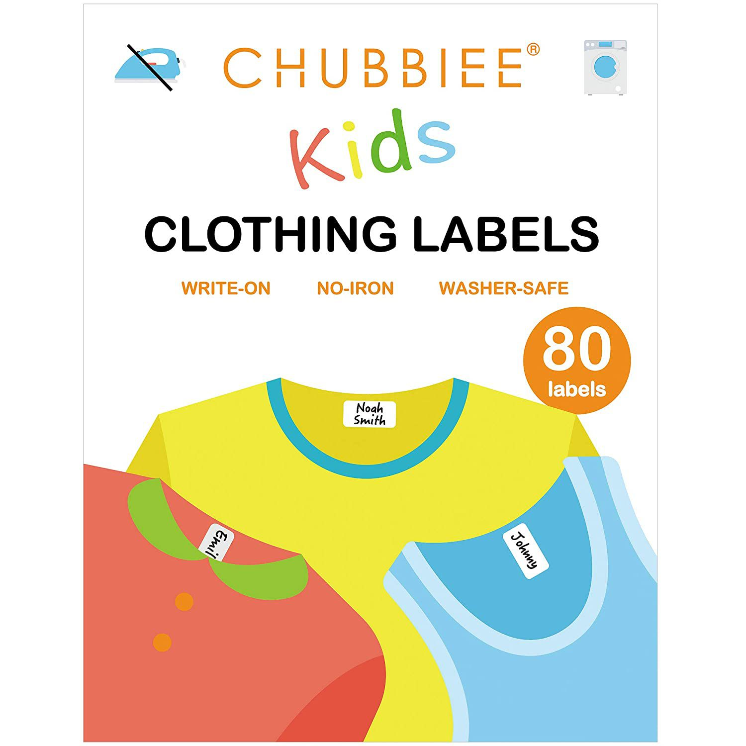 Choose Your Animal Black Ink Stamp Your Clothes with Your Custom Name Great for Kids T-Shirts Clothing Stamp Customized Stamp Your Name on Prime Clothes. 2 Line Stamper Kids Clothing Stamp