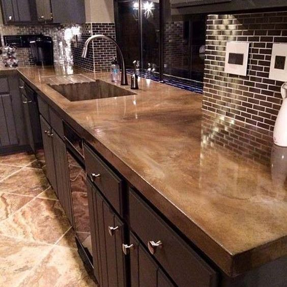 Top 10 Kitchen Countertops One Kind Design