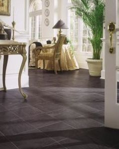 Dupont Black Slate Laminate Flooring