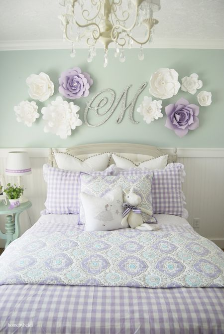 . 24 Wall Decor Ideas for Girls  Rooms