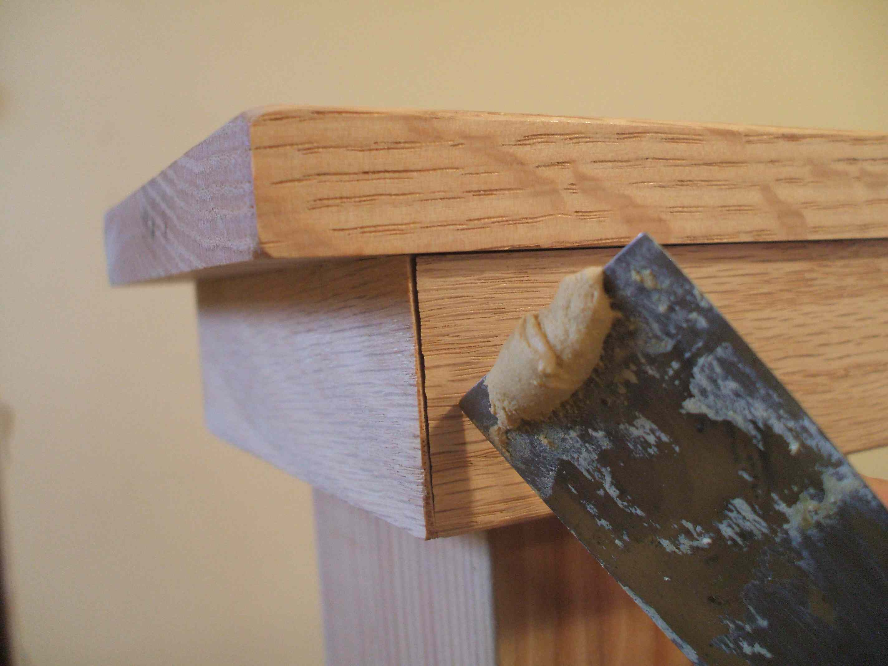 How To Use Wood Filler On Woodworking Projects