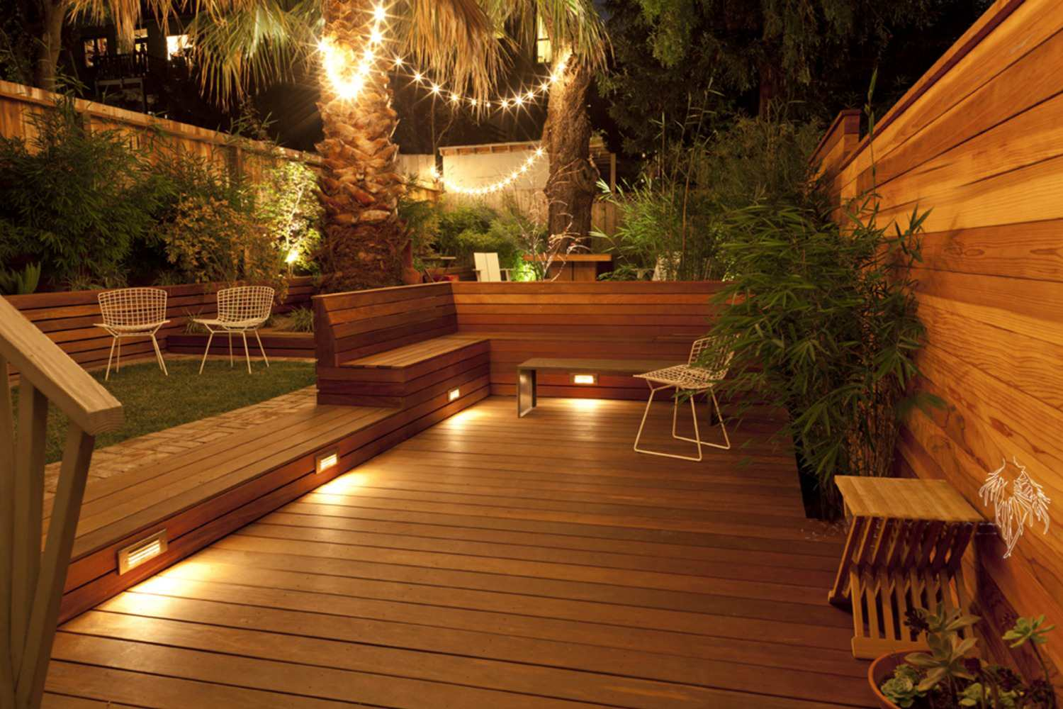 15 Deck Lighting Ideas For Every Season
