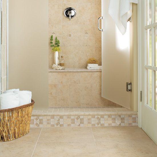 Bathroom Tiles Beige