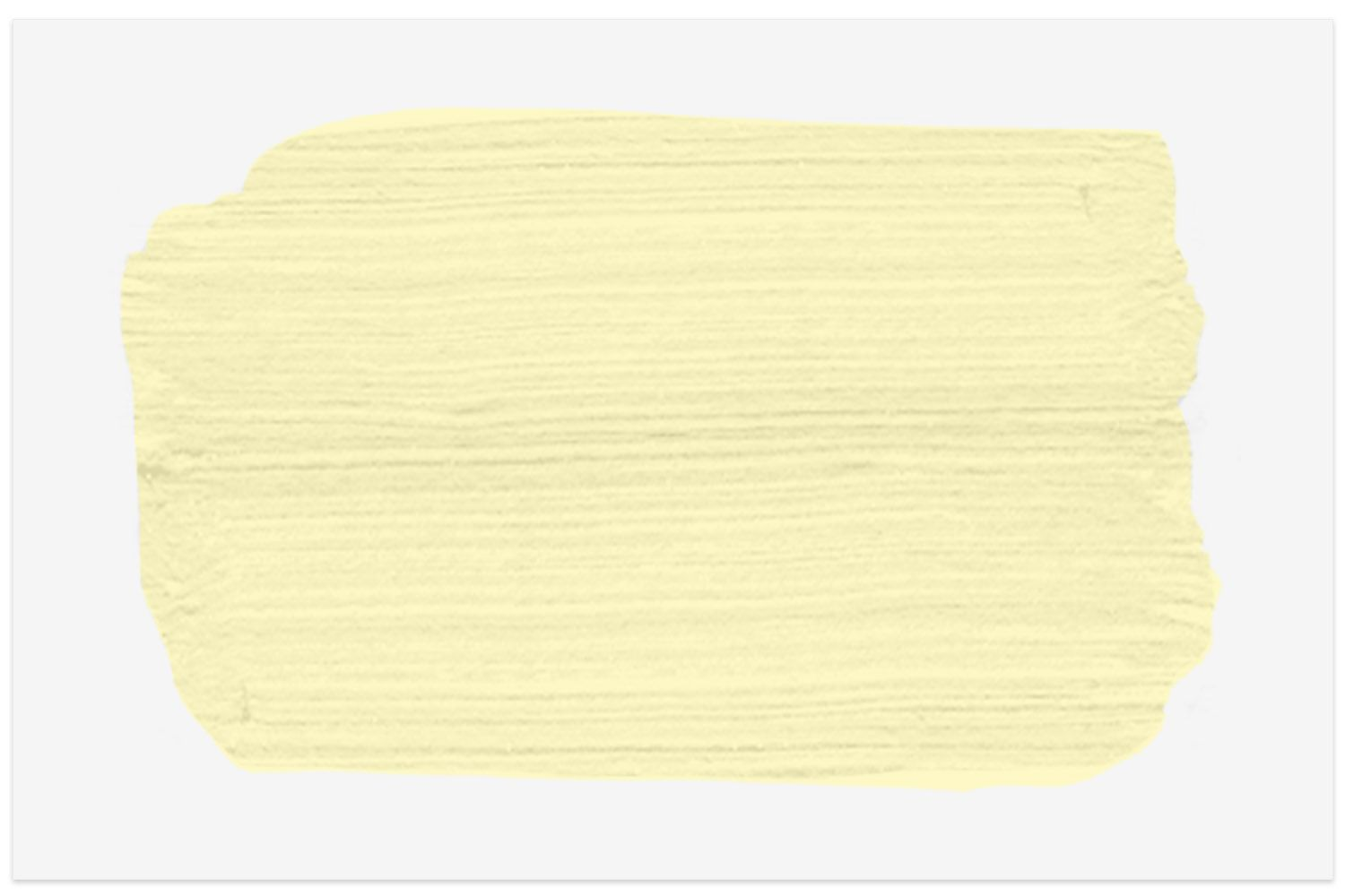 Yellow and Blue in Racine paint swatch